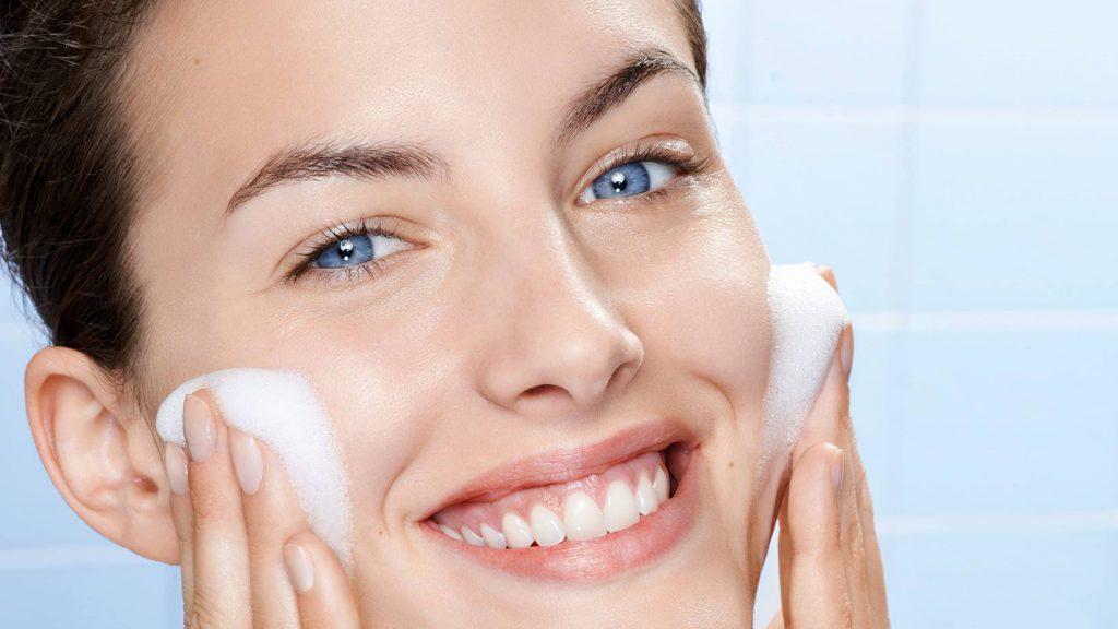 Как очистить проблемную кожу?